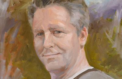 Portrait of Dan