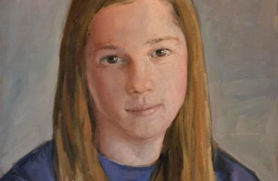 Portrait of Megan