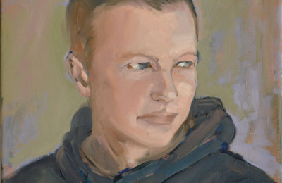 Portrait of Ryan