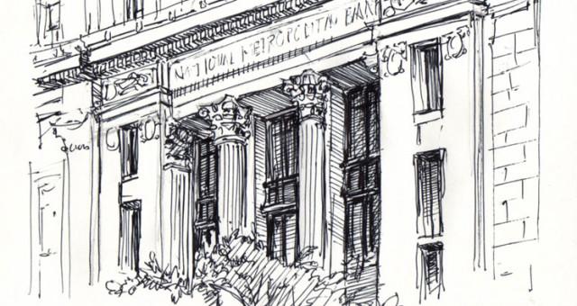 Washington DC Sketches