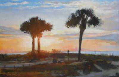 Palmetto Sunrise