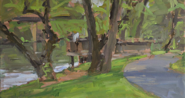 Plein Air Paintings (Part 2)
