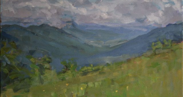 Plein Air Paintings (Part 1)
