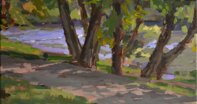 Plein Air Paintings
