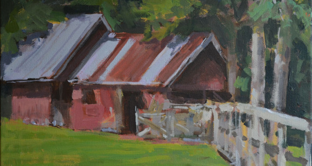Plein Air Paintings (Part 3)