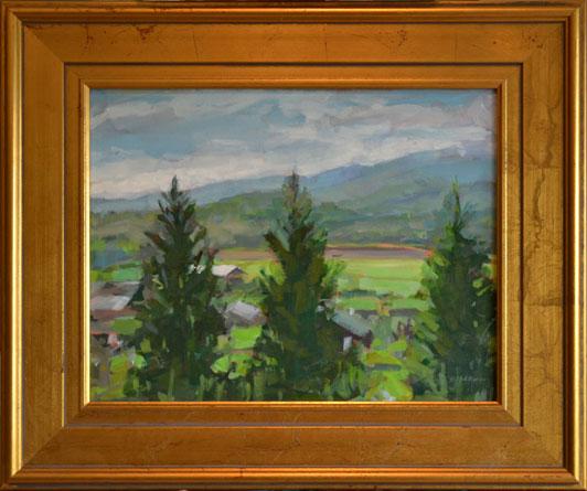 Warren-Wilson-Farm-BMcElhaney-11x14-Framed-VC2