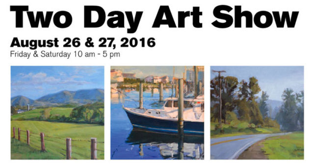 Two-Day Art Show