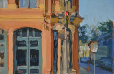 Charleston Street Corner