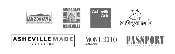 Asheville Area Art Features