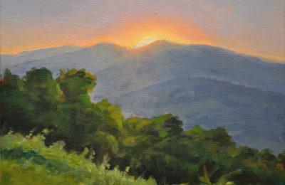 Tanbark Ridge Sunrise